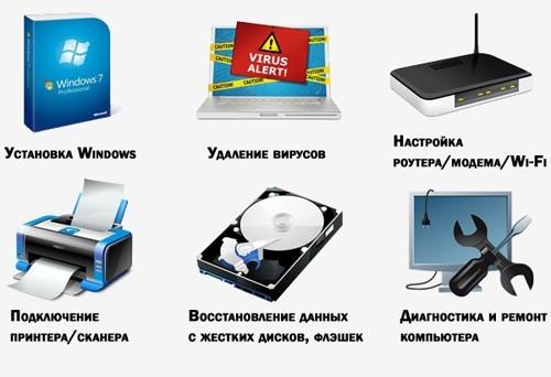 компьютерные услуги Находка